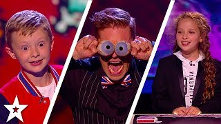 Britain's Got Talent 2017 | Grand Finals | Matt Edwards, Ned Woodman & More!!