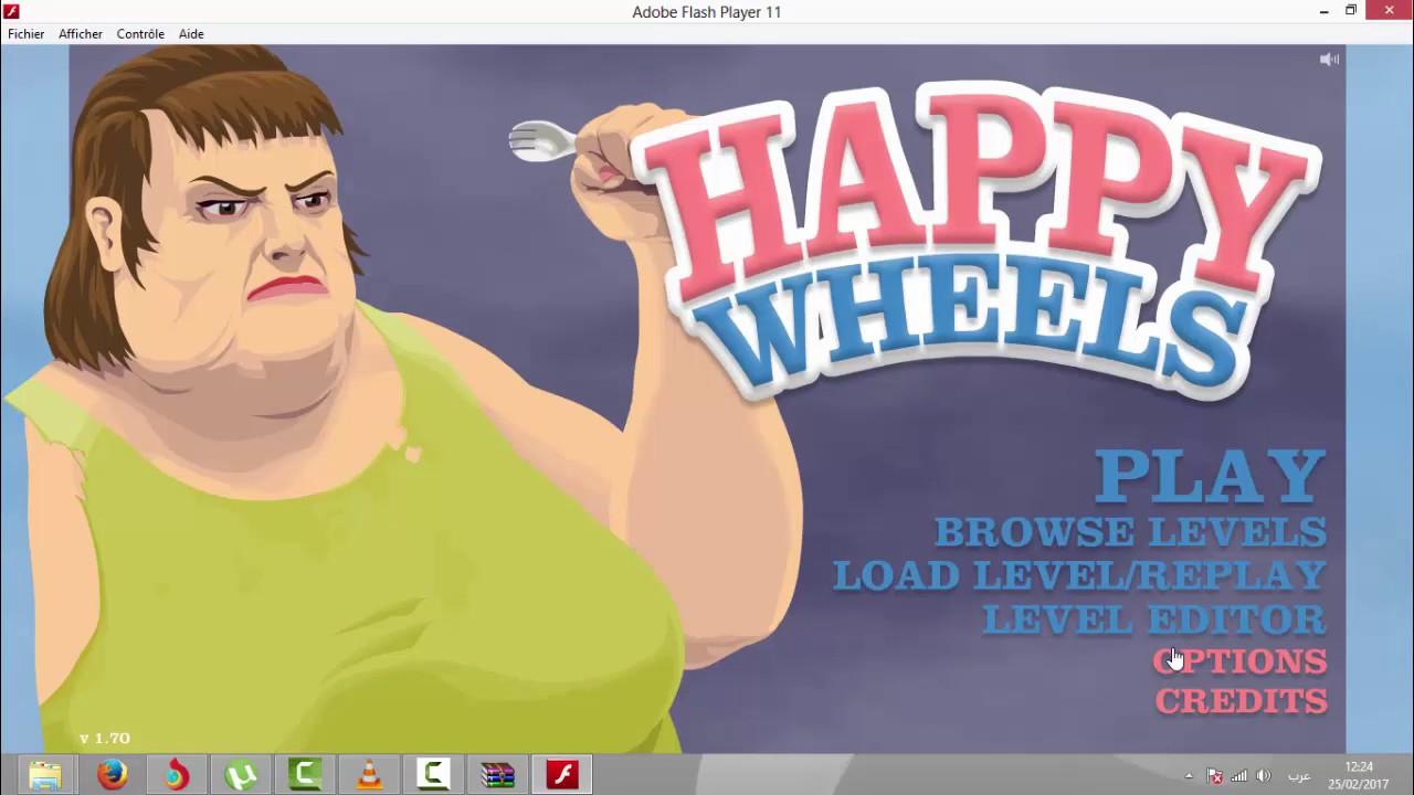 Скачать happy wheels на пк