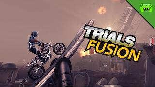 LANGE MAP 🎮 Trials Fusion #47