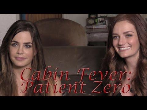 DP30: Cabin Fever: Patient Zero, Lydia Hearst & Jillian Murray