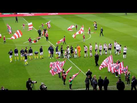 Lindsay Dracass Promotion and Corporate Day at Sheffield United SUFC Mp3