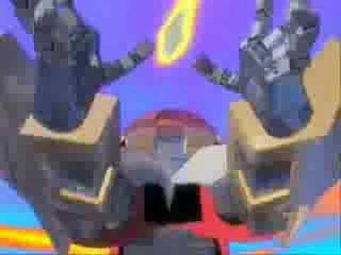 Ransack-Transform Transformers Cybertron