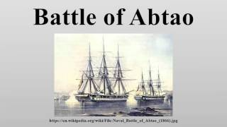 Battle of Abtao