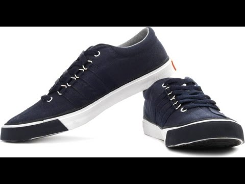 SPARX Navy Blue Sneakers Indian Brand