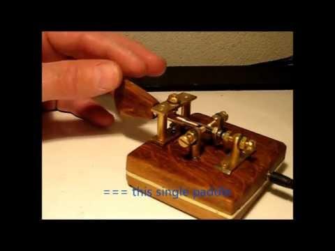 SideSwiper Net -- SSN: PA3BYW's keys