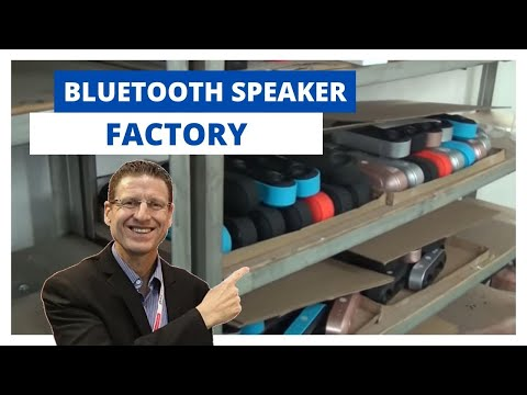 Bluetooth Speaker Factory