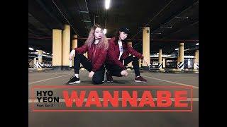 [MV] HYOYEON(효연) - Wannabe (Feat. San E) dance cover by RANGERS