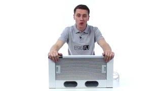 видео Воздухоочиститель Интегра