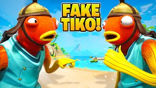 I FOUND THE IMPOSTER TIKO...