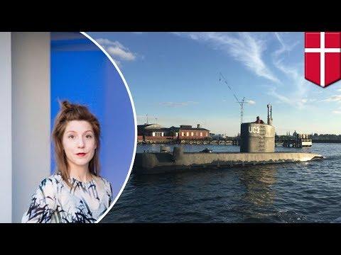 Journalist Kim Wall's head found in sea near Copenhagen