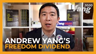 Andrew Yang's 2019 Freedom Dividend