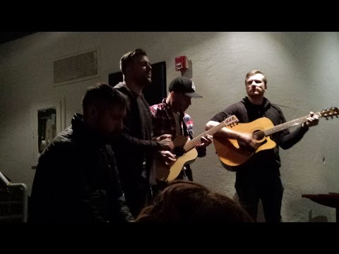 """Circa Survive """"We're All Thieves"""" Live Acoustic VIP 11/24/2014"""