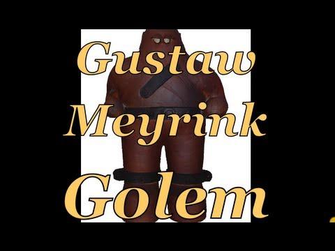 Golem cz.4 z 5 Gustav Meyrink ,cały audiobook po polsku