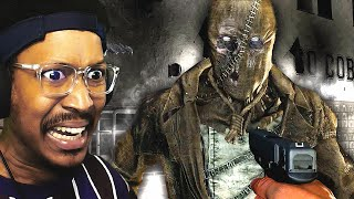 You're A High School Security Guard, Then This PSYCHO Breaks In... - Harthorn (Full Game)