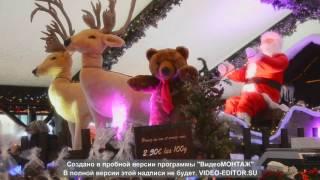 Перед открытием Рождественской ярмарки в Брюсселе(Автор видео: Григорий Кульбака - журналист интернет-издания