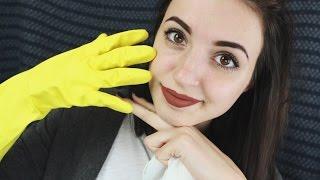 [ASMR] Rubber & Latex Gloves
