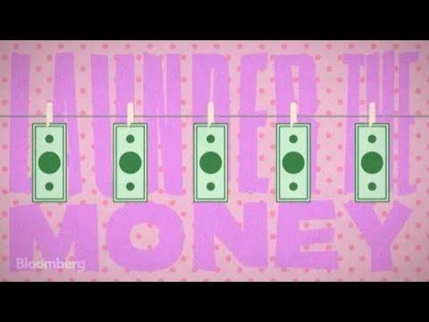 The Two Most Common Ways Criminals Launder Money