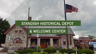 Brownfield Flip - Standish Historical Depot and Welcome Center