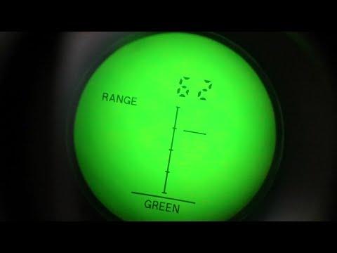Digital Golf Scope Pocket range finder