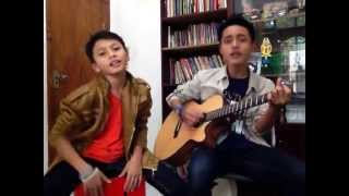 English Love Affair - 5 Seconds Of Summer (Cover By Falah & Aqib EVOMARS)