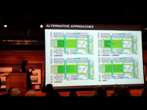 Downtown Commons / Design Concepts Presentation, Meeting 2 - April 8, 2015