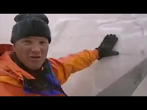 Building a Snow Cave - Ray Mears Extreme Survival - BBC