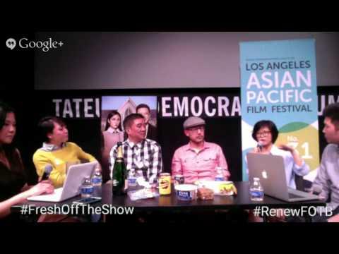 """Fresh Off The Show"" Online Post-Show - April 21"