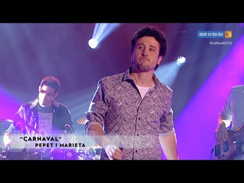CARNAVAL de Pepet i marieta (Celia Cruz) - La Marató de TV3