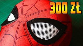 Maska Spider-Man Homecoming/Far From Home za 300 zł