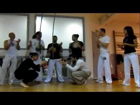 "Roda ""Art-Axé"" - Grupo Capoeira Brasil Marseille / Samson - 08.03.2013 [Part. 1]"