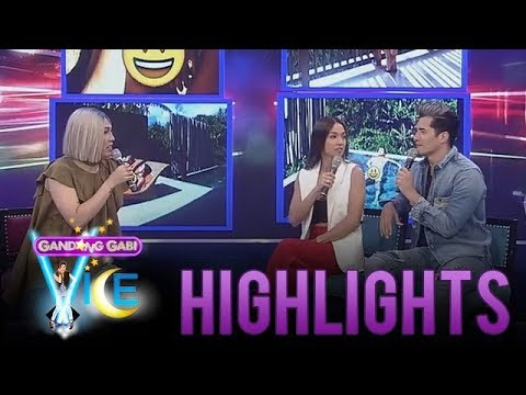 GGV: Aubrey and Troy share tidbits about their nude photos