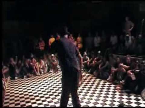 Mannheim Ghetto Soul 2007 Jury George - Locking Funk Jam