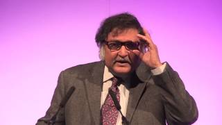 Sugata Mitra: A brave new world: how the cloud is revolutionising our learning - LT15 Conference