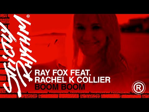 Ray Foxx feat Rachel K Collier  Boom Boom Heartbeat