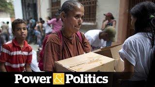 Responding to the Venezuelan crisis | Power & Politics