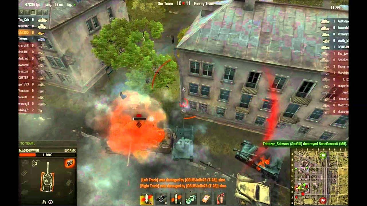 Light Tanks Revision France