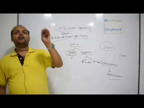 Software Testing Overview Part - 2 | Software Testing Tutorial For Beginners thumbnail