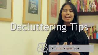 Buku yang Boleh Disimpan ala Marie Kondo Decluttering Tips - Buku