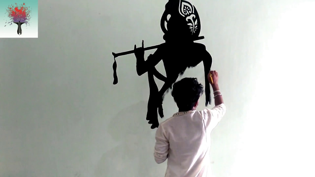 Krishna Magical Experience Amazing Lord Krishna Wall Art Be An Artist