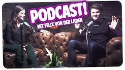 Wieviel ist Zufall im Leben? Podcast-Talk mit Felix von der Laden zu verschiedenen Standbeinen!