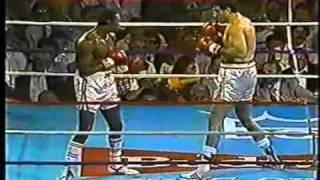 Larry Holmes vs Gerry Cooney - 1/4