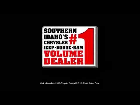 The Ram Boise >> Southern Idaho's #1 Volume Dodge Dealer! Check out our Ram 1500 and Dart - YouTube