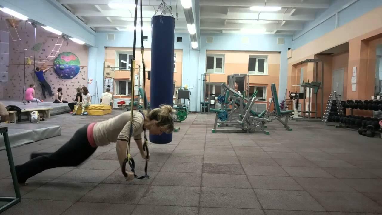 Тренировка на горнолыжном тренажере в Нижнем Новгороде - YouTube