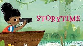 Gator, Gator, Gator – Picture Book Read Aloud   HarperKids Storytime
