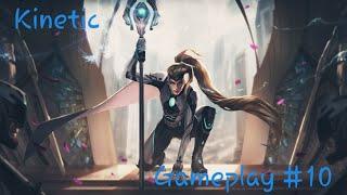 - Vainglory -   Blitz   Kinetic   Gameplay #10