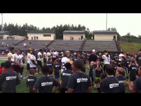 2013 Harris County High School Youth Football Camp