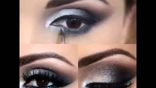 макияж тенями от мэри кэй!