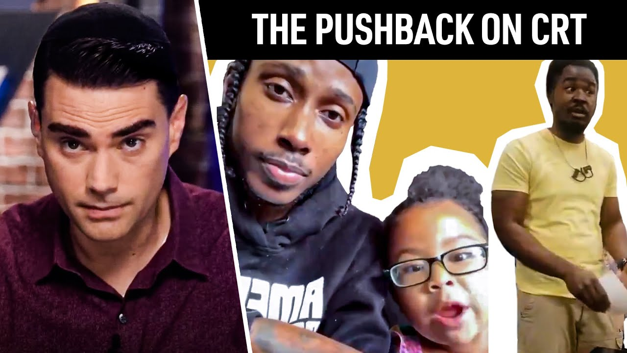 The PUSHBACK Goes VIRAL: Parents Have Had ENOUGH With CRT