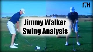 Jimmy Walker Swing Analysis 2015