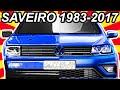 HISTÓRIA Volkswagen Saveiro 1983-2017